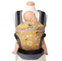 Эргономичный слинг-рюкзак Manduca limited ParadiseHoney (ограниченный выпуск)