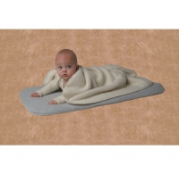 Одеяло детское коричневое Lana Care 65х85 см